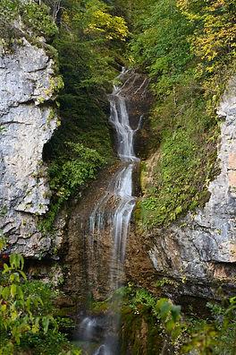 университетский водопад джипинг