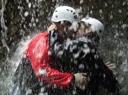Романтика под водопадами