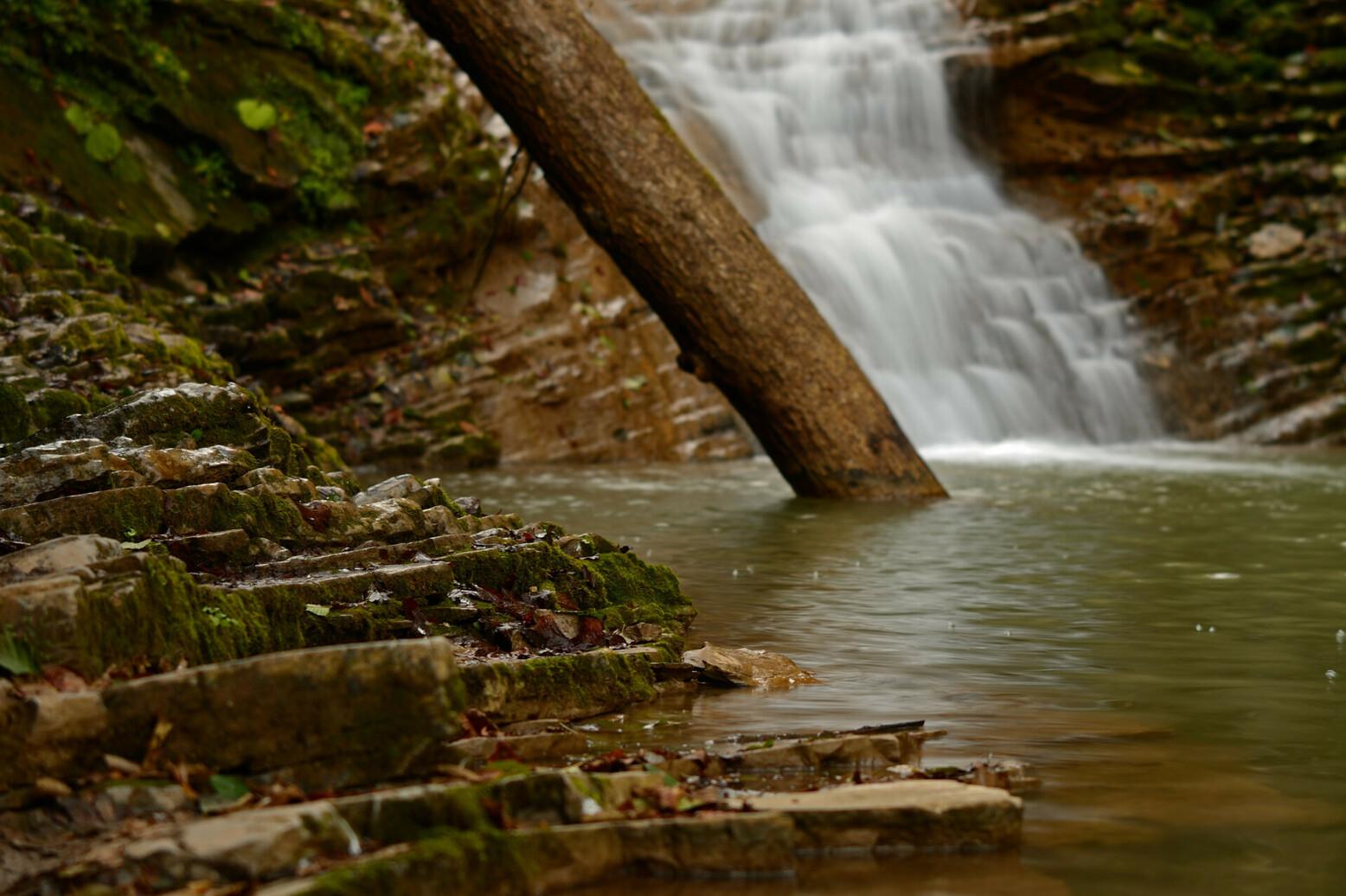 водопады руфабго каменномостский