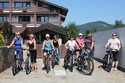 прокат горных велосипедов адыгея