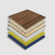 Декоративные акустические панели и материалы