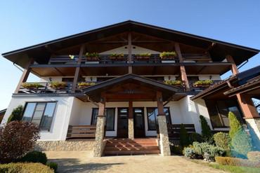 отель в горах адыгеи