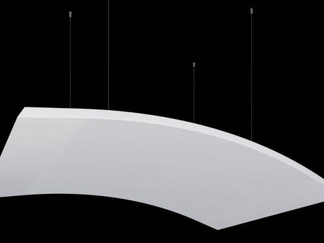 Вогнутая панель 1020х1170х1040 мм
