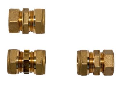 Соединительный комплект для одного коллектора (под медь 22)