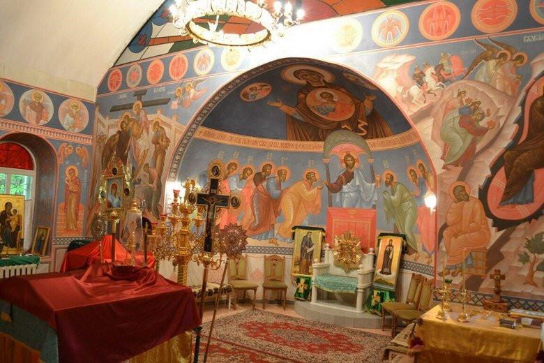 свято-михайловский монастрырь