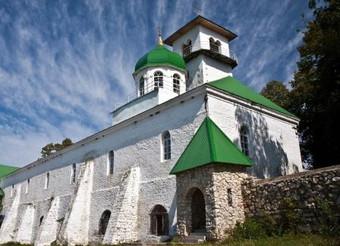 монастырь адыгея