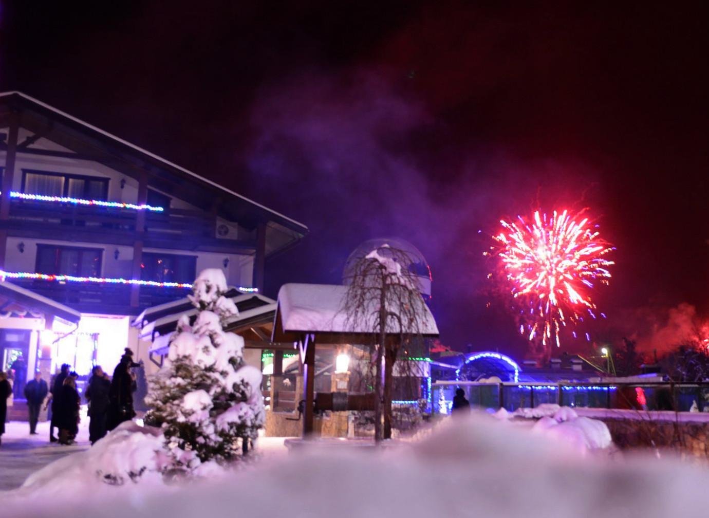 Новый год в Адыгее