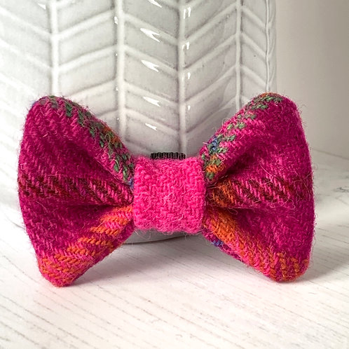 Cerise Pink Bow