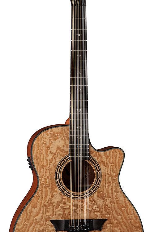 Dean  E UQA12 GN  12 String Acoustic Electric