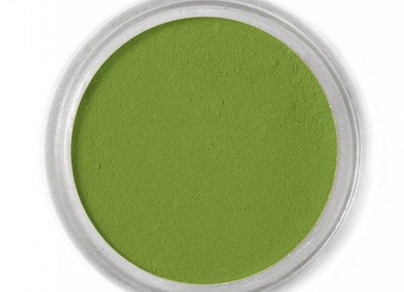 Fractal boja u prahu Mahovina Zelena