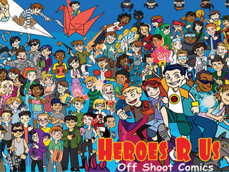 Heroes R Us Review by Fanboy Comics!