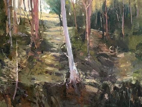 Joe Blundell wins Defiance Gallery Award at Paddington Art Prize 2021