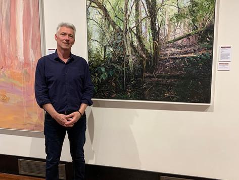 Paddington Art Prize, Sydney : Winner, Honourable Mention Prize