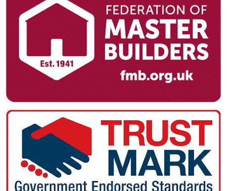 We are now approved by the Federation of Master Builders!