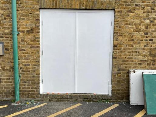 Installation of Fire doors