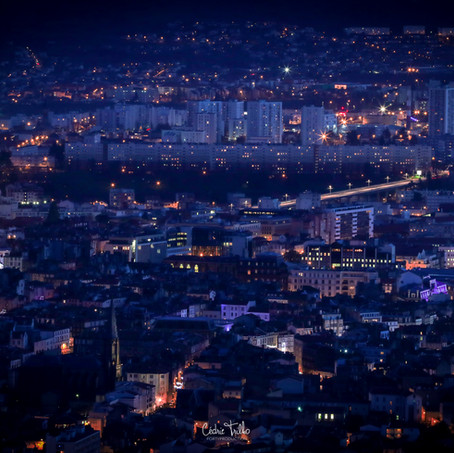 CLERMONT BY NIGHT