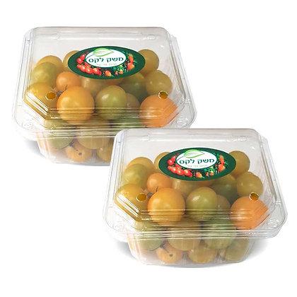 העגבניות של נח - שרי צהוב - שני מארזים