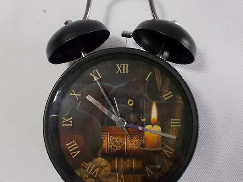 """""""Witching Hour"""" Alarm Clock"""