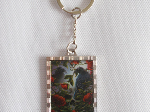 Sorrow for the Lost 3D Keyring