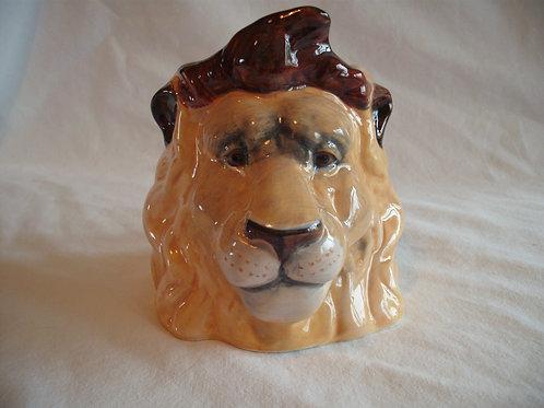Lion Head Mug