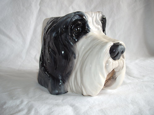 Bearded Collie Dog Mug