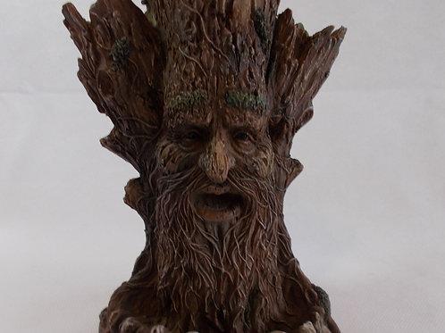 Tree Spirit Backflow Incense Burner