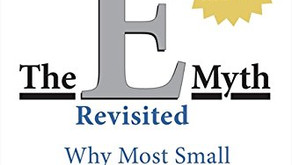 Book recommendation - The E-Myth by Michael E Gerber