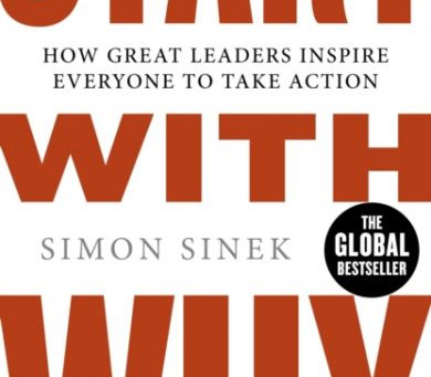 Book recommendation - Start with why by Simon Sinek