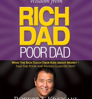 Book recommendation - Rich dad, poor dad by Robert T Kiyosaki