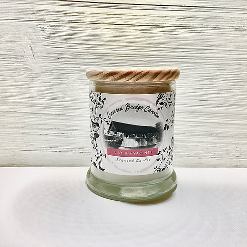 LILY & HYACINTH Soy Wax Candle 8 oz