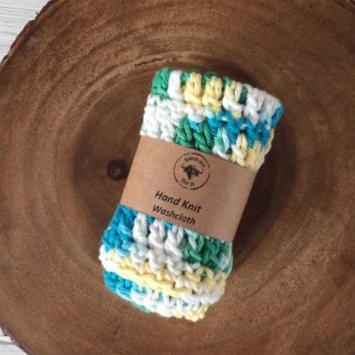 Hand Crochet Washcloth