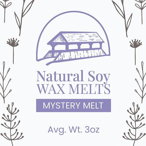 MYSTERY MELT Soy Wax Melt 3 oz