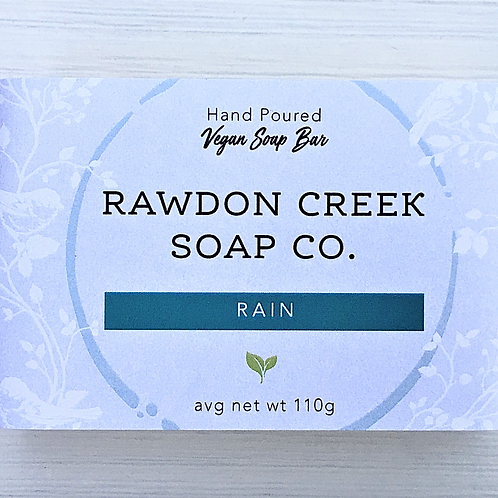 Rain - Vegan Soap