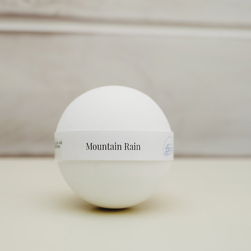 MOUNTAIN RAIN Bath Bomb 200g