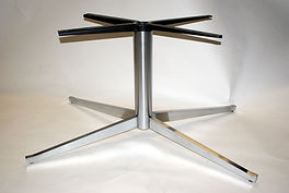 Tapered barstock table Xbase