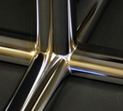 Precision coped & welded