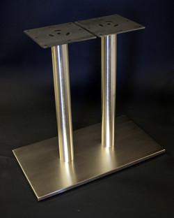 double column pan base