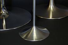 Standard trumpet or Tulip bases