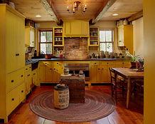 Beautiful kitchen by home builders in Kinnelon, NJ