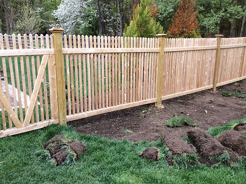 how to build fence