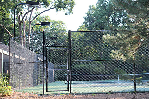 Sport Courts | Chain Link Fence Installation Essex Fells NJ