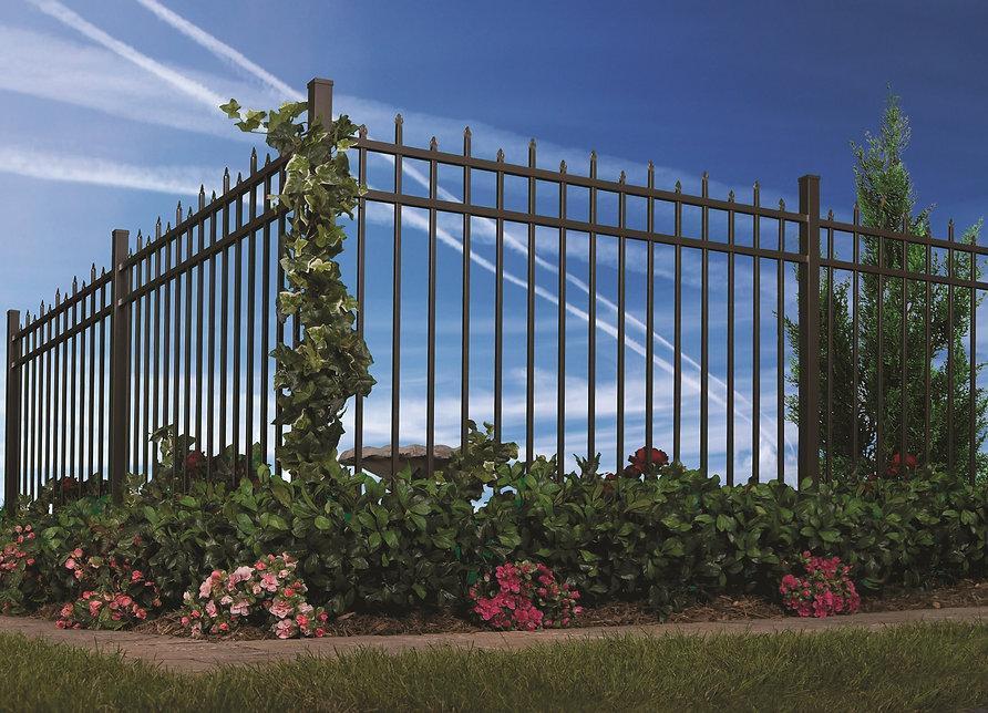 ActiveYards Aluminum Fence Supply Near Me Union, Hunterdon, Somerset County NJ