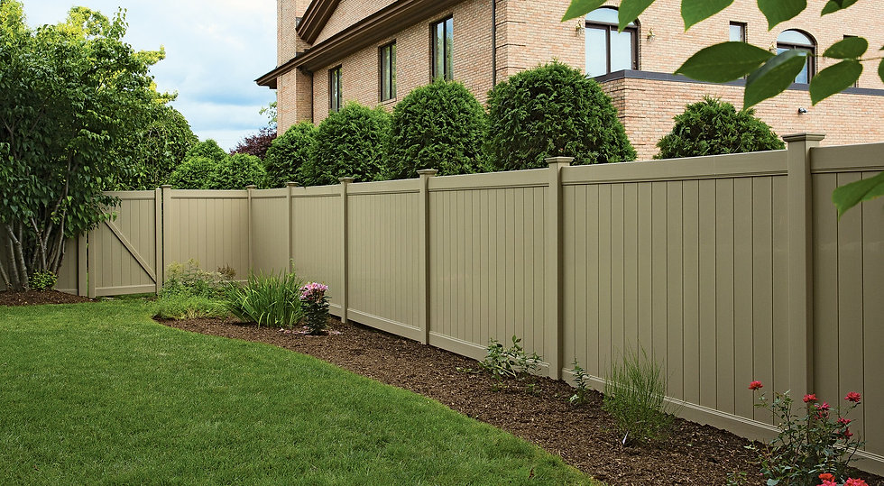 Fencing Materials, Fence Store, Supply Near Me Morris County NJ