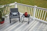 Wood, Vinyl, Aluminum railing in Orange, Rockland, Westchester County NY