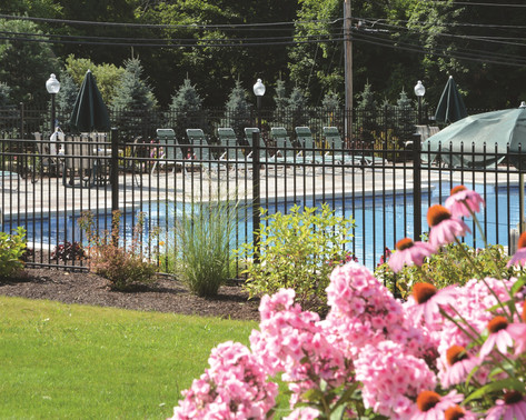 Fence company near me for aluminum fence in Saddle River NJ