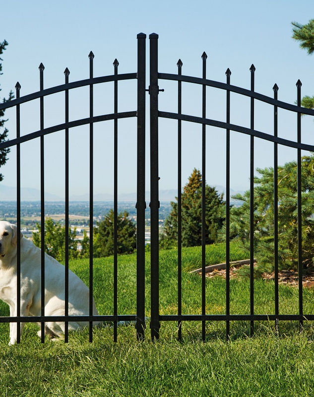 Pet fence - top quality aluminum fence in Mendham, NJ