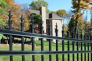 Aluminum fence supply near me Rockland County, NY