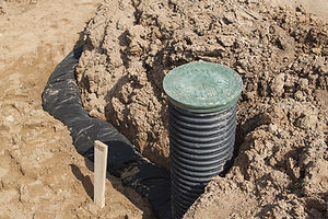 Modern drainage solutions in Newbury, OH