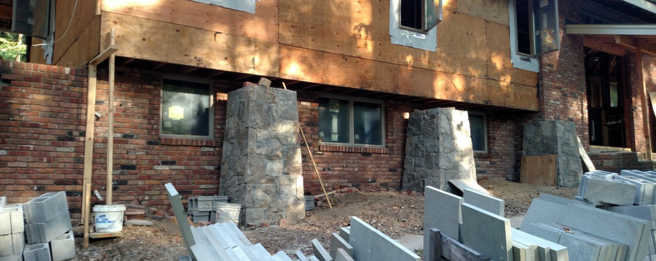 Under construction home by home builders in North Caldwell, NJ