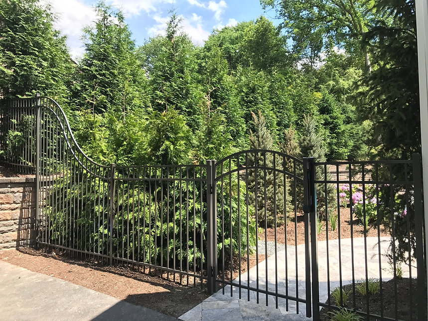 Custom fencing - fence contractor in Mendham NJ
